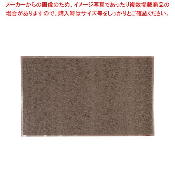 3M スタンダードクッション(裏地つき) 900×1500mm 茶【 玄関入口用マット 】