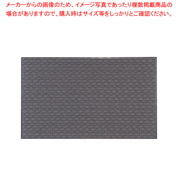 ラインアート(吸水玄関マット) 900×1500【厨房用品 調理器具 料理道具 小物 作業 】