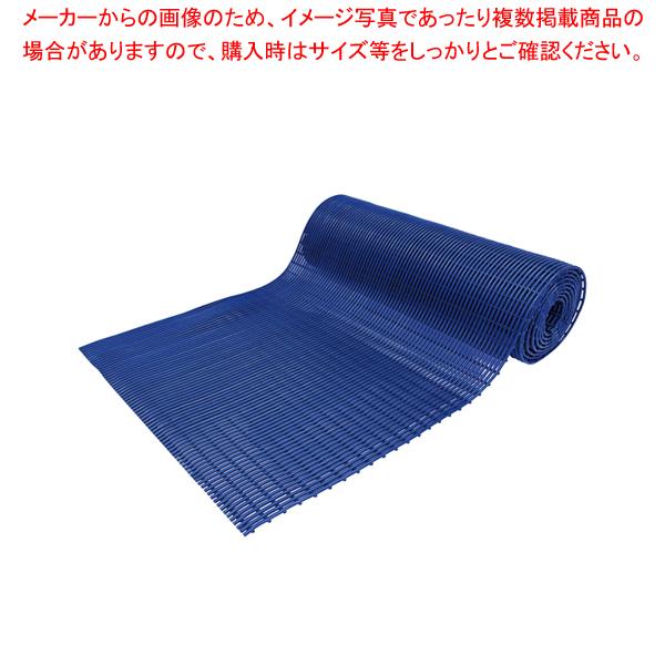 セーフティマット ソフト ブルー【メーカー直送/代引不可】
