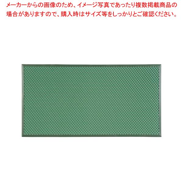 レジ用マット バイオクッション VC-4 640×1240×H10【 玄関入口用マット 】