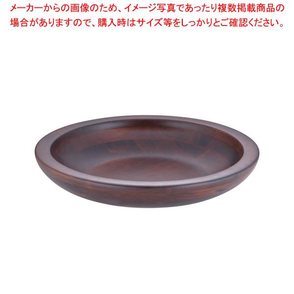 木製 惣菜くり鉢 浅型 大 45010【器具 道具 小物 作業 調理 料理 】