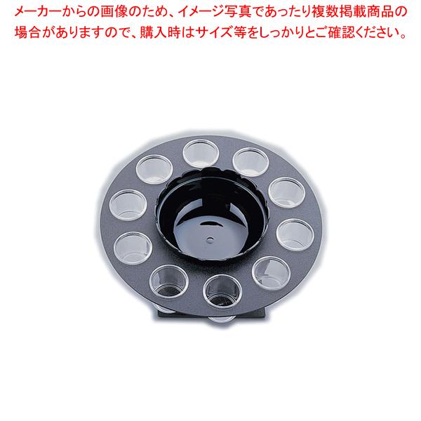 カル・ミル 回転式サラダサーバー 1014【 サラダバー フードバー 】