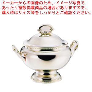SW18-8菊渕丸スープチューリン 大【 スープウォーマー チェーフィング 】