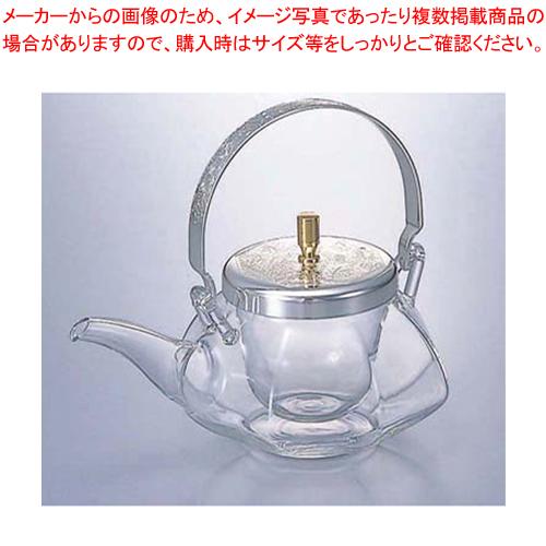 八角地炉利 (ガラス製) IDS-2ESV【 バー用品 徳利 ぐい呑 】