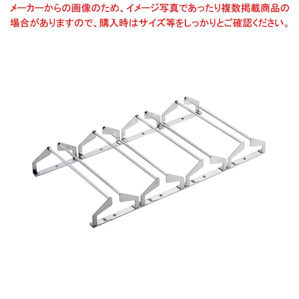 18-8 ユニットグラスハンガー 4連 YT10003【 食器 グラス 】