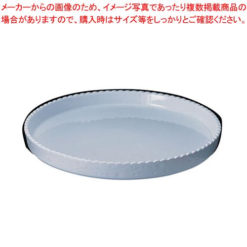 ロイヤル 丸型グラタン皿 ホワイト PB300-40-7【 ROYALE オーブンウエア 】