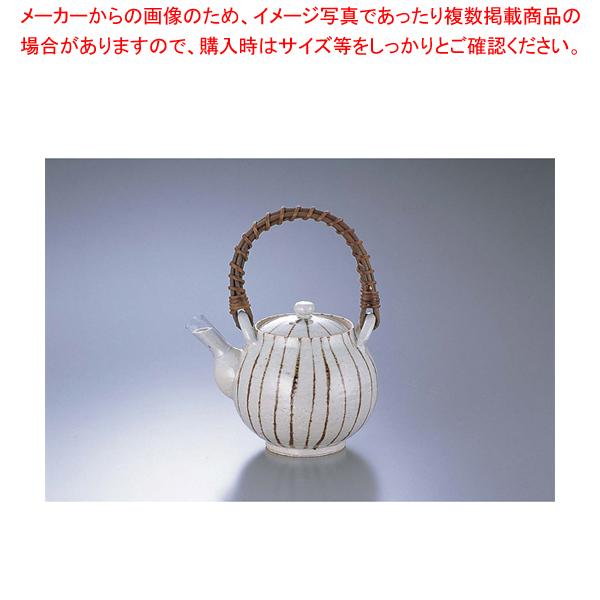 錆十草土瓶 D06-48 【器具 道具 小物 作業 調理 料理 】