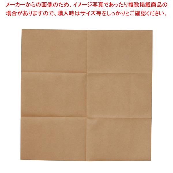 テーブルクロス カスタムZ 100cm角 (100枚入) ベージュ【 家具 テーブル用品 】