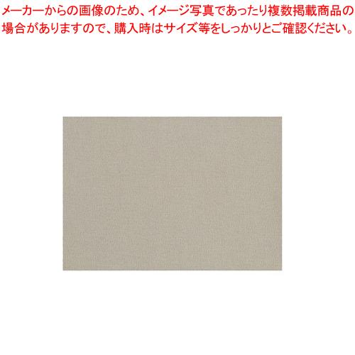 テーブルクロス センシア無地ENC400 1.46×1.5mベージュ【 メーカー直送/代引不可 】