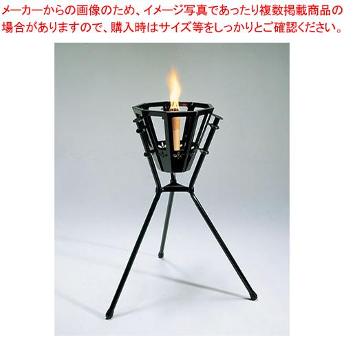 演出用かがり火 松明 小型 専用ろうそく式 SX-005【 メーカー直送/代引不可 】