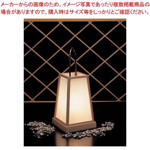 路地 あんどん 錦 53210 白木【 店舗備品 インテリア装飾品 】