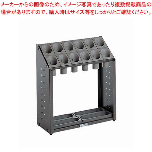 オブリークアーバンB B12(12本立)グレー【 メーカー直送/代引不可 】