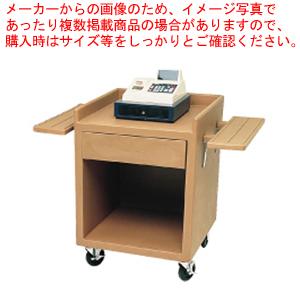 キャンブロ エキップメントスタンド ES28RL コーヒーベージュ【 店舗備品 レジスタンド 】