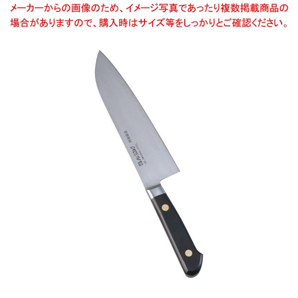 ミソノ・スウェーデン鋼 三徳庖丁 No.181 18cm