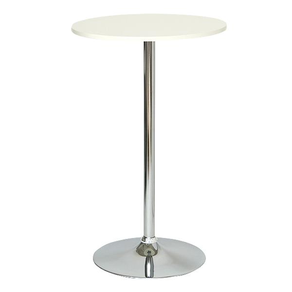 木製ハイテーブル φ650