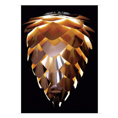北欧 照明 VITA Silvia Conia Copper 1灯式 コードホワイト