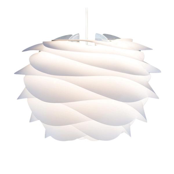 ヴィータ CARMINA mini ペンダントライト 1灯 ホワイト コード/ホワイト 02057-WH VITA