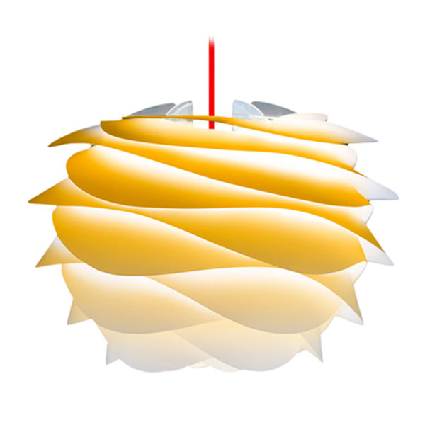 ヴィータ CARMINA mini ペンダントライト 1灯 サハラ コード/レッド 02063-RD VITA