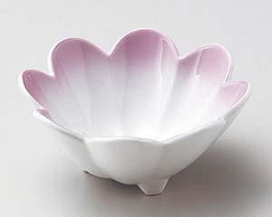 【まとめ買い10個セット品】和食器 ト052-156 紫吹菊割小鉢 【キャンセル/返品不可】