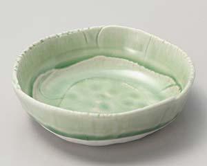 【まとめ買い10個セット品】和食器 ト055-067 灰釉タタラ4.5小鉢【キャンセル/返品不可】
