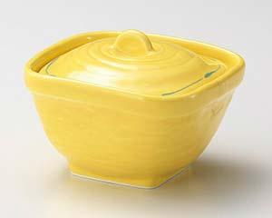 【まとめ買い10個セット品】和食器 ロ099-196 黄輝角煮物碗 【キャンセル/返品不可】