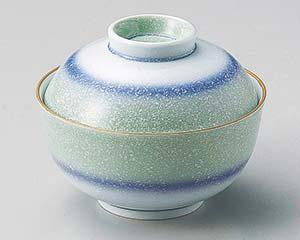 【まとめ買い10個セット品】和食器 ツ103-146 二色白吹煮物碗 【キャンセル/返品不可】