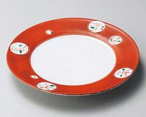 和食器 ミ200-086 夢楽90丸皿
