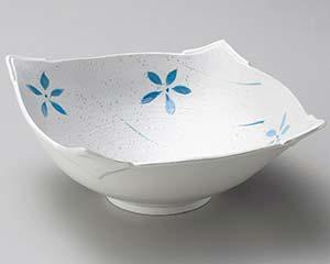 【まとめ買い10個セット品】和食器 ア246-167 Hanaはなパール盛鉢【キャンセル/返品不可】
