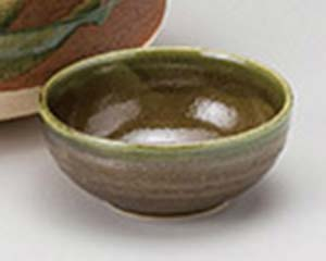 和食器 ス398-546 緑釉南蛮 小鉢
