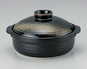【まとめ買い10個セット品】和食器 ケ401-406 和(なごみ) 金華7号鍋 【キャンセル/返品不可】