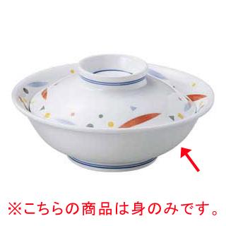 【まとめ買い10個セット品】和食器 オ431-066 蓋付煮物碗(身のみ) 【キャンセル/返品不可】