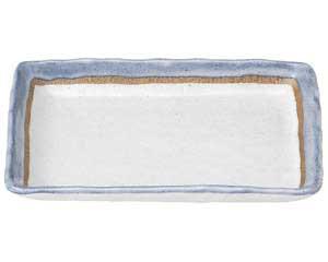 isj-459-687 まとめ買い10個セット品 新品 当店一番人気 和食器 ツ459-687 キャンセル 梓 返品不可 9.0焼物皿