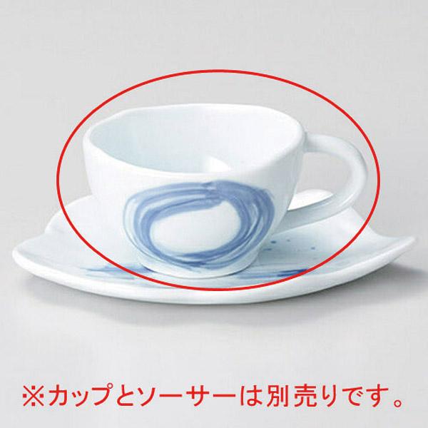 【まとめ買い10個セット品】ア604-107 青空コーヒー碗【キャンセル/返品不可】