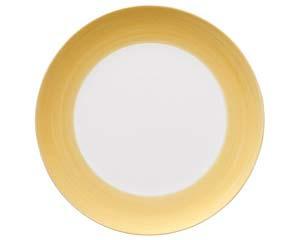 【まとめ買い10個セット品】和食器 テ524-326 真和陶金彩28.5cm皿 【キャンセル/返品不可】