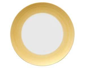 【まとめ買い10個セット品】和食器 テ524-346 真和陶金彩18.5cm皿 【キャンセル/返品不可】