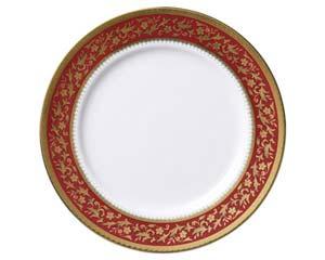【まとめ買い10個セット品】和食器 ホ538-176 インペリアル7.5吋皿 【キャンセル/返品不可】