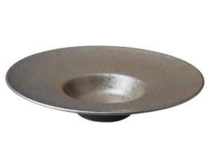 【まとめ買い10個セット品】和食器 タ544-066 26cm平型スープ 【キャンセル/返品不可】