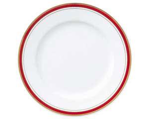 【まとめ買い10個セット品】ホ591-327 ロイヤルマロン 7.5吋ケーキ皿【キャンセル/返品不可】