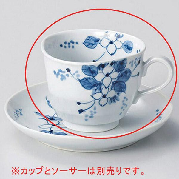 【まとめ買い10個セット品】オ602-057 手描小花コーヒー碗【キャンセル/返品不可】