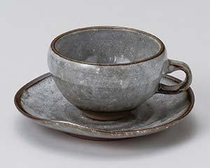 【まとめ買い10個セット品】和食器 カ607-256 リ・コーヒー碗と受皿 【キャンセル/返品不可】