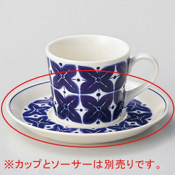【まとめ買い10個セット品】和食器 イ611-016 ビオレッタコーヒーカップと受皿 【キャンセル/返品不可】