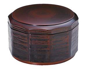 【まとめ買い10個セット品】エ695-097 [TA]ミニ木彫飯器 栃[洗]【キャンセル/返品不可】