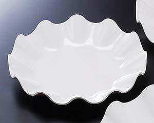 【まとめ買い10個セット品】和食器 ヌ724-086 [M]ウェーブ丸盛皿30cm 【キャンセル/返品不可】