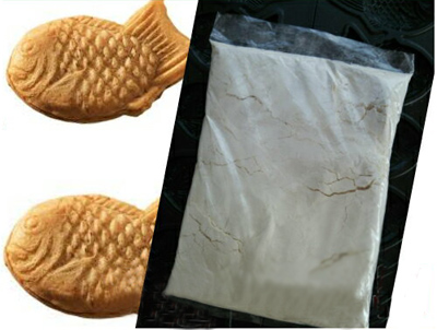 kss-syokumi1 職人のミックス粉 たい焼き粉 大判焼き粉 業務用 1kg