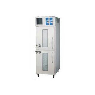 フクシマガリレイ 福島工業 2室独立ドゥコンディショナー ベーカリー機器 QBX-216DCLT2 新製品【 メーカー直送/後払い決済不可 】