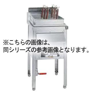 ガス式 コンパクトゆで麺釜 SUM-450 450×450×800mm【 メーカー直送/後払い決済不可 】