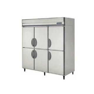フクシマガリレイ 福島工業 冷蔵庫 内装ステンレス鋼板 幅1790×奥行800×高1950mm URD-180RMD6 【 メーカー直送/後払い決済不可 】【PFS SALE】