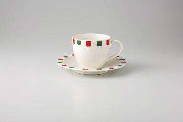 【まとめ買い10個セット品】和食器 ツートン コーヒーC/S 36M465-24 まごころ第36集 【キャンセル/返品不可】