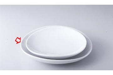 【まとめ買い10個セット品】和食器 シャインホワイト シュットボール(L) 36K416-14 まごころ第36集 【キャンセル/返品不可】
