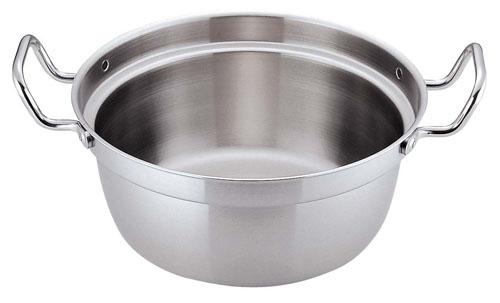 トリノ 和鍋 45cm 【 業務用 【 円付鍋 料理鍋 調理なべ 】